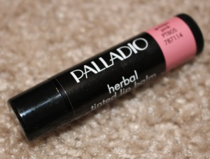 Palladio Lip Balm in Golden Pink